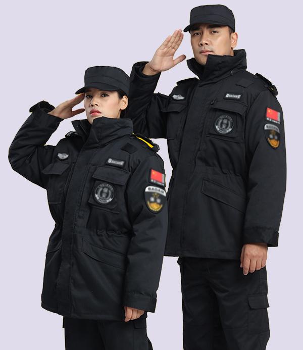 冬季保安服vwin下载