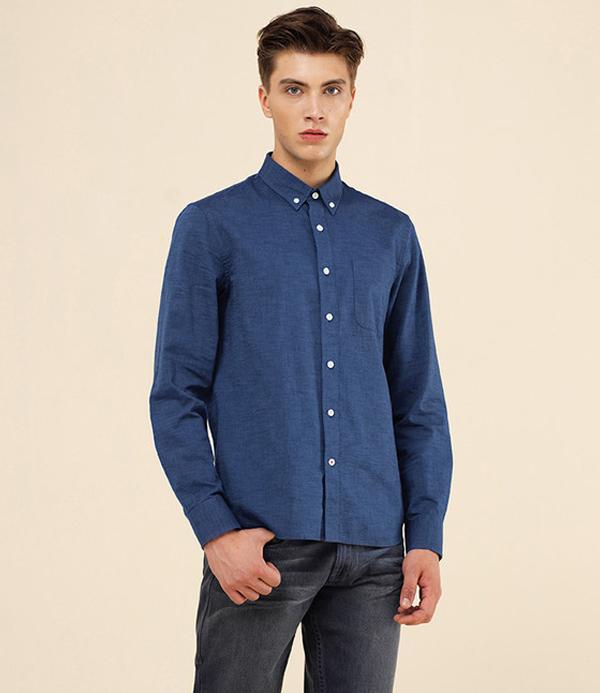 蓝色衬衣vwin下载