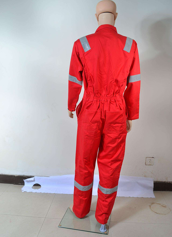 防静电工作服主要用于火灾爆炸危险场所